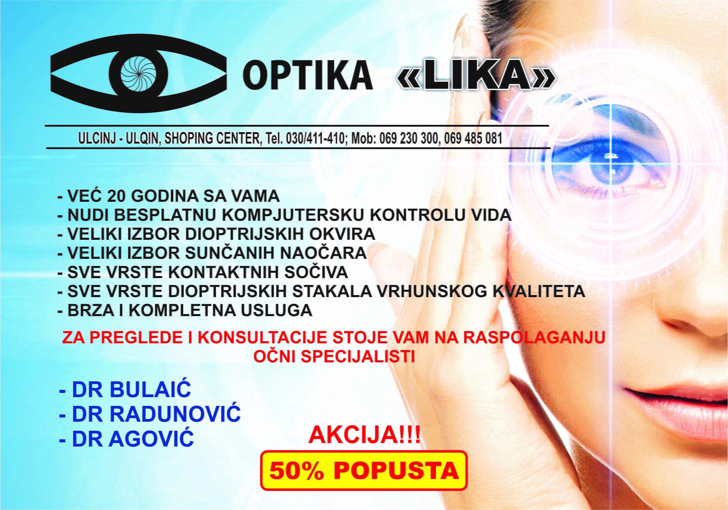 Optika Lika